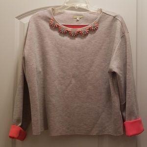 Gianni Bini NWT Grey Sweater